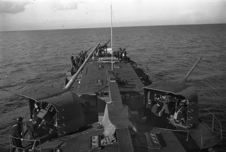 Советская канонерская лодка «Лахта»