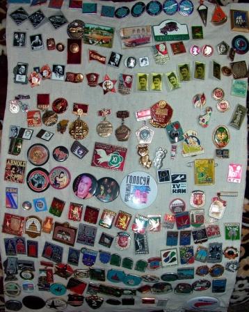 СССР Значки