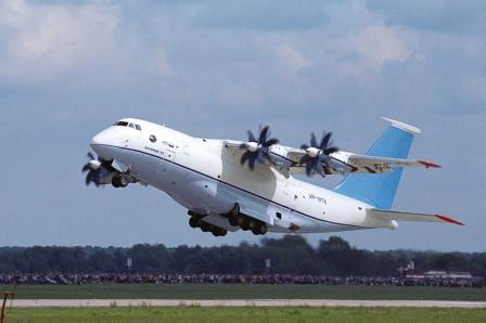 Ан-70 Стратегический военно-транспортный самолет