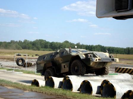 Фото российской военной техники на рабочий стол.