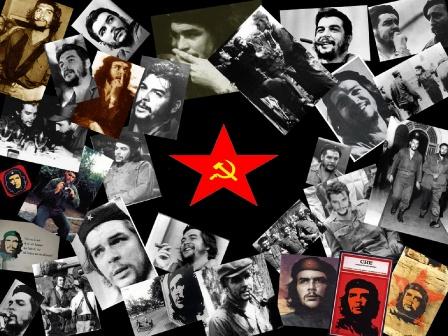 Че Геваро. Много фото, коллаж