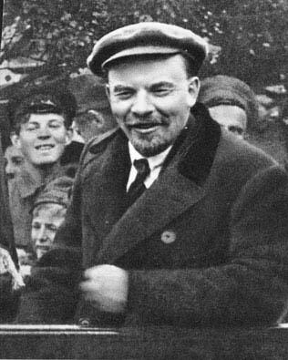 В.И.Ленин  1 мая 1919 г.