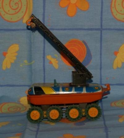 Интересная детская игрушка сделанная в СССР.
