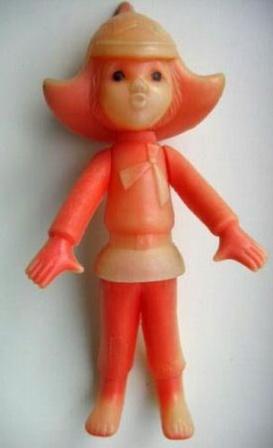 Кукла сделанная в СССР.