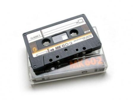 Магнитофонная кассета МК 60.2