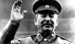 Фотография Сталина