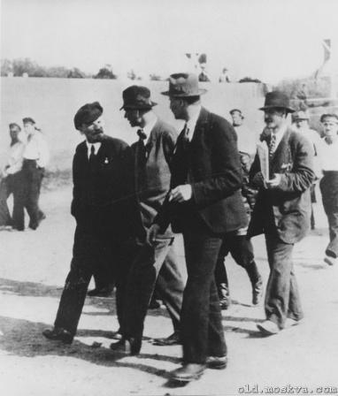 Неформальные фотографии Ленина В.И.