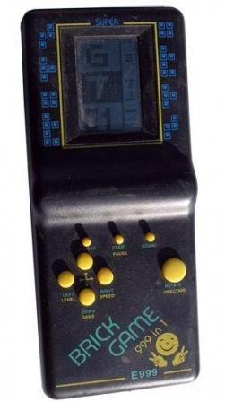 Игрушка Тетрис BRICK GAME.