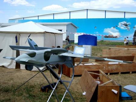 Беспилотный самолет Ворон