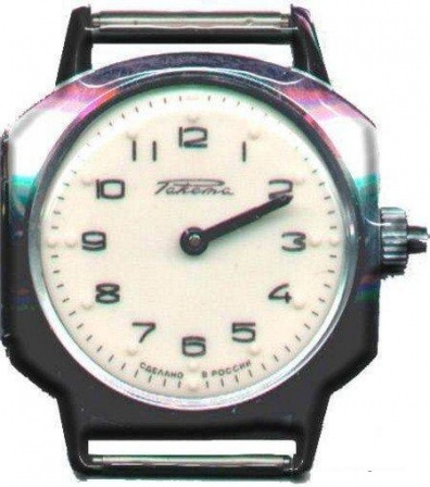 Часы Ракета, сделано в России