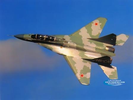 МиГ-29М2, двухместный МиГ-29М2