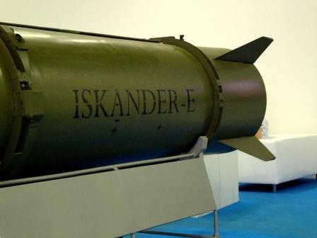 Ракета Искандер-Е, фото на рабочий стол.