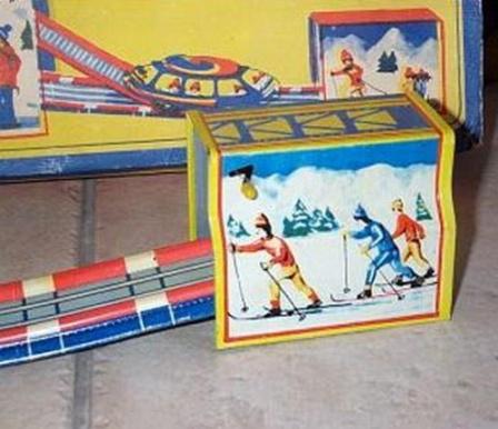 И еще одно фото игрушки Горная Дорога.