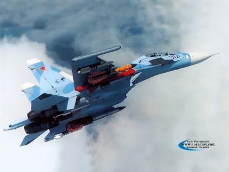 Су 30 советский/российский многоцелевой истребитель