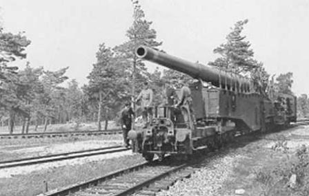 305-мм железнодорожные установки ТМ-3-12