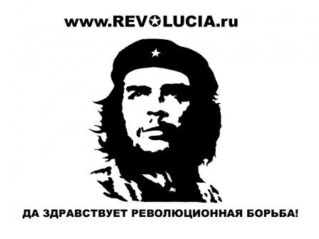 Че Геваро. Да здравствует революционная борьба! Обои на рабочий стол.