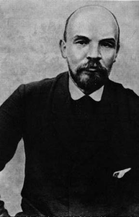 В.И.  Улянов (Ленин). Портрет.  Poronin, Польша  Между 6 августа (19) и 13 (26), 1914 год.