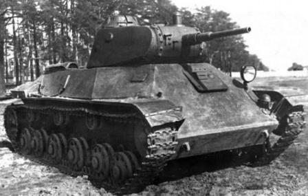 Т-50 — советский лёгкий танк периода Второй мировой войны.