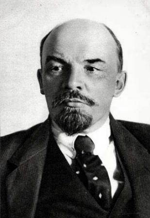 В.И.Ленин  Москва, октябрь  1918 г.