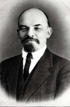 В.И.Ленин  Цюрих (Швейцария),  1917 г.