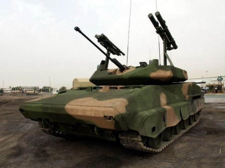 Боевая машина 2Т, фото на рабочий стол.