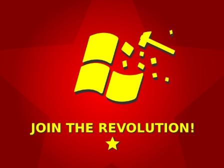 Join The Revolution