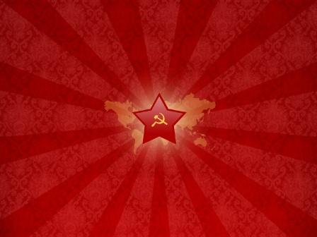 Векторные СССР обои.