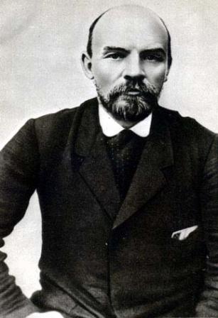 В.И.Ленин  в Закопане.  Польша, август 1914 г.