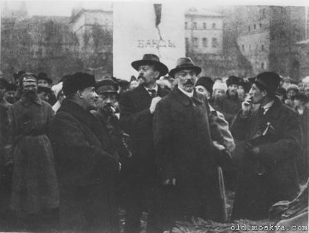 Малоизвестные, редкие фото В.И. Ленина.
