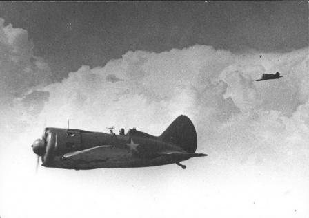 Советские истребители И-16