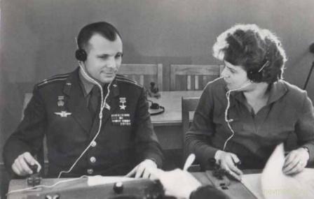На рабочем месте. Фото СССР.