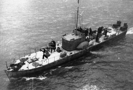 Советский сторожевой катер «Морская душа»