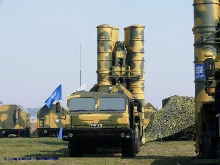 Зенитно-ракетный комплекс на рабочий стол. Установка ПВО.