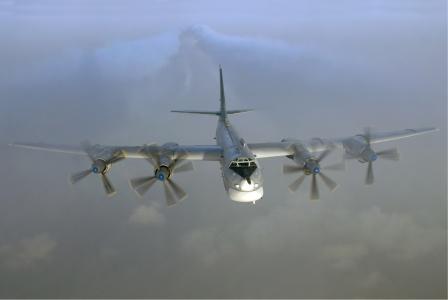 Ту-95 стратегический ракетоносец