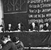 В.И.Ленин  в президиуме   I конгресса   Коминтерна в Кремле.