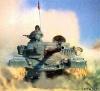 ТАНК Т-72, СССР.
