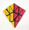 Треугольный кубик рубика, фото сделанного в СССР.
