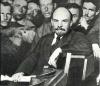 В.И.Ленин  среди делегатов X Всероссийской   конференции РКП(б).   Москва, 26-28 мая 1921 г.