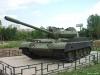 Средний танк Т-55 на постаменте, обои.
