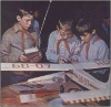 Аэромоделисты. Фото детского кружка авиамоделистов в СССР.