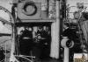 На палубе эскадренного миноносца Войсковой