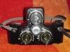Навороченный советский фотоаппарат.