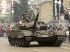 танк Т-72М1 на параде