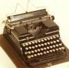 Советская печатная машинка Москва, фото.
