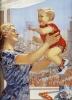 Советский плакат - 1 мая.